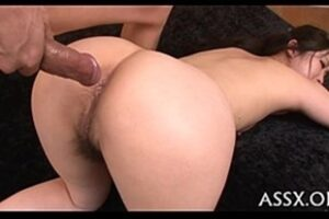 Anal With Very Hot Hairy Japanese