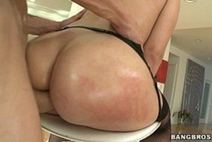 Big asses in anal sex videos