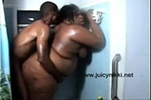 Black Dude Having A Lot Of Sex With Fat Mulatto