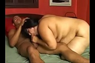 Black guy fucking dirty fat girl who loves to fuck
