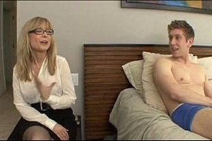 Brand new with naughty and hot aunt fucking
