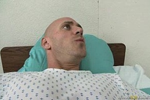 Brazzeres with nurse fucking with gifted patient