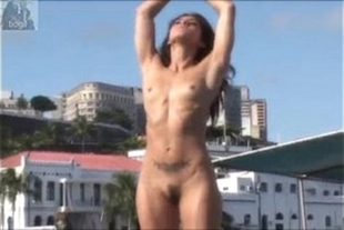 Carol castro naked showing her pussy