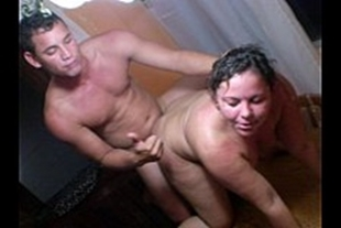 Chubby amateur sex is good in bed