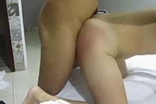 Dirty married sex with a friend in front of her husband