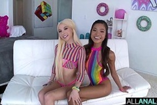 Eater taking two hot babes www prono video
