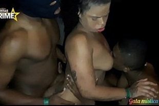 Giving to two in Brazilian sex vidios