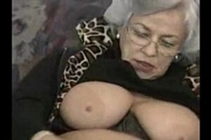 Granny Pervert Masturbating Very Tasty