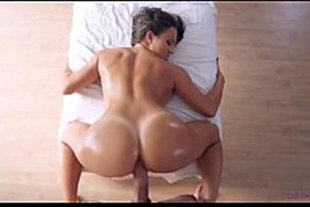 Hot sex video of an exited couple