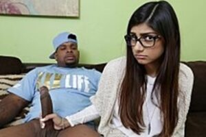 Mia Khalifa Porn Videos Giving To Blacks