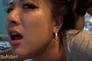 Naked Chinese woman moaning very hot