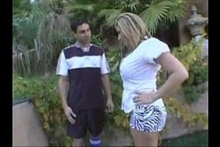 Porn movie of hot neighbor giving pussy