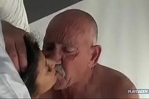 Porn With Naughty Grandpa Fucking Hot