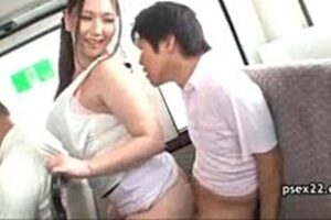 Porno Ai Ai With Japanese Fucking On The Bus