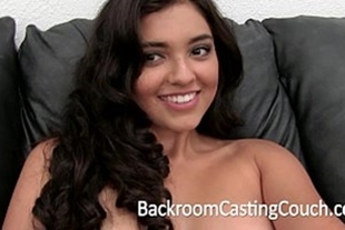 Sex with a hot brunette who gives her ass