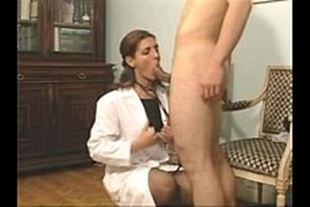 Sex with the super horny doctor