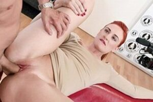 Teen Video With A Hot Redhead