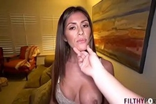 Titia hot babes and cute fucking with nephew