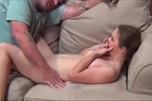 Uncle sex video with niece at home