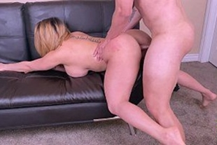 Very good wife having sex with her ass