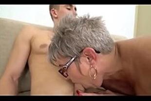 Video old woman fucking with young self-interested