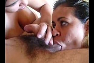 Video with mature women fucking with naughty friend
