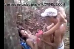Vidios Amateurs Sex In The Woods
