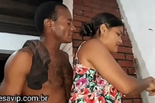 Xxx brazilian video with mulata giving the pussy